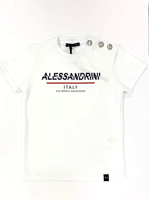 T-shirt Alessandrini Boy