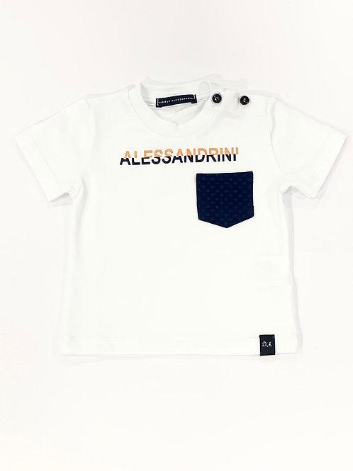 T-shirt Daniele Alessandrini