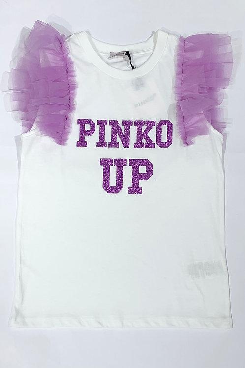 T-shirt Jersey Girl Pinko