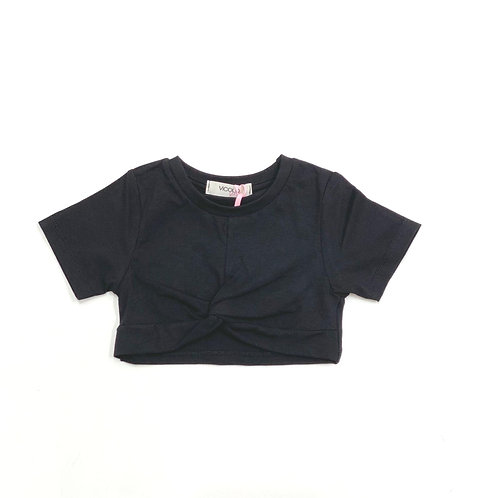 T-shirt Cropped Vicolo Girl