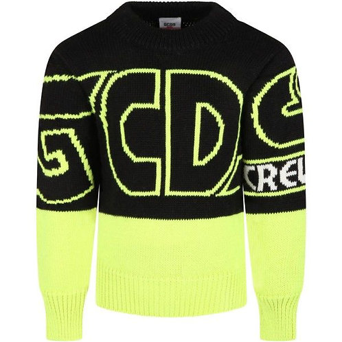 Gcds Sweater Boy Maglione