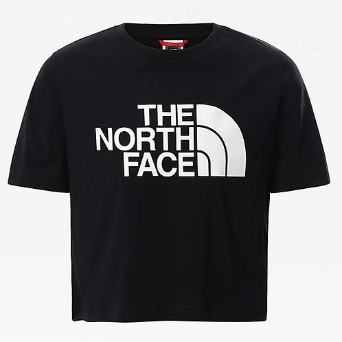 T-shirt cropped The North Face Girl