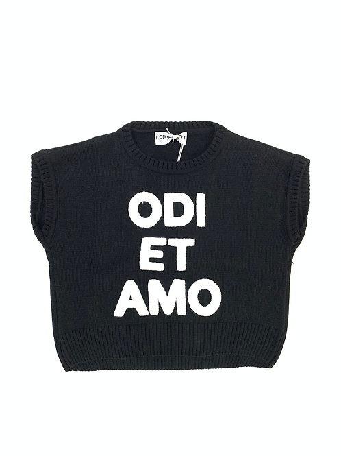 Gilet Odi Et Amo