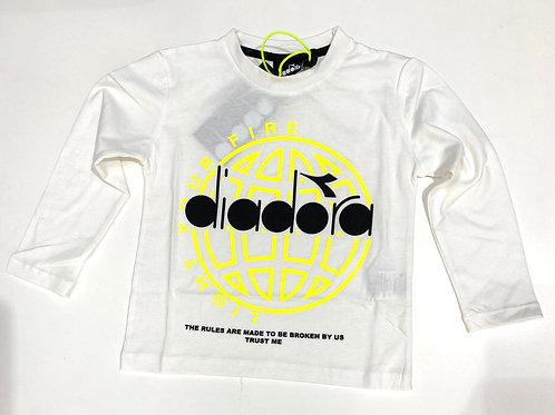 Diadora T-Shirt M/L Bimbo