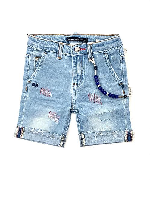 Pantaloncino di jeans Daniele Alessandrini