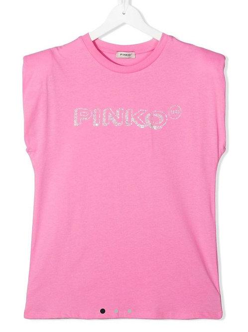 T-shirt Jersey Pinko Girl