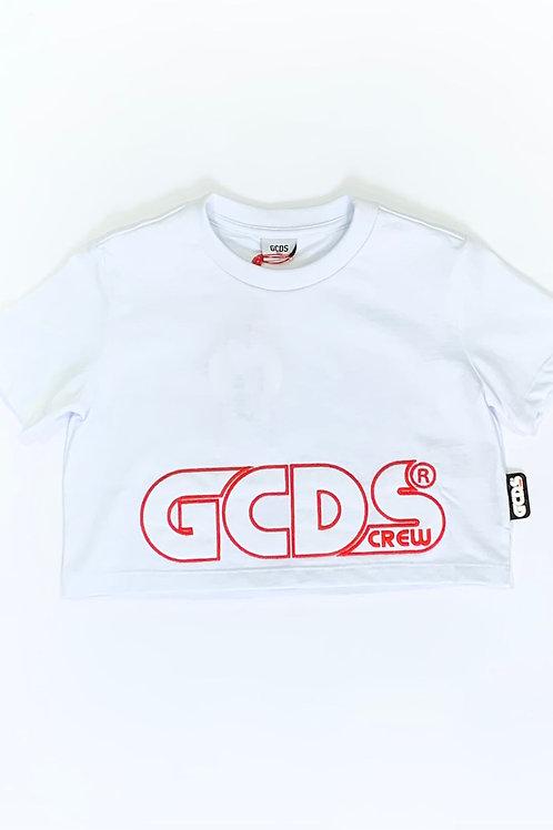 T-shirt Cropped Gcds