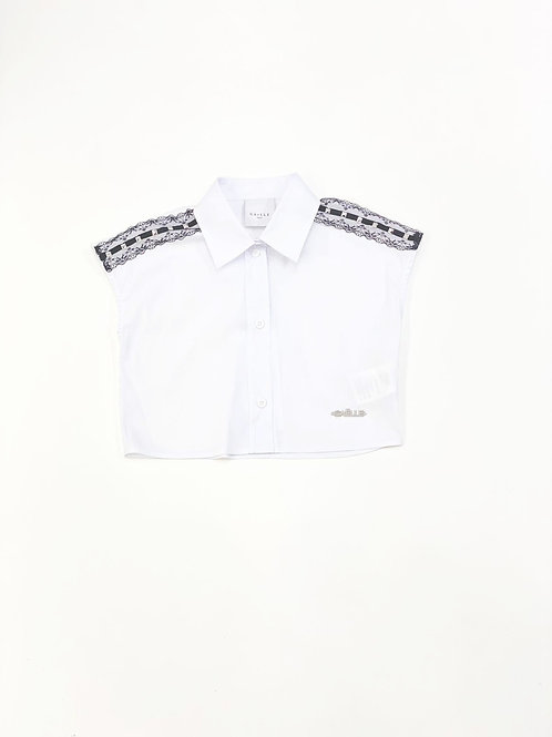 Camicia Cropped Gaelle Girl
