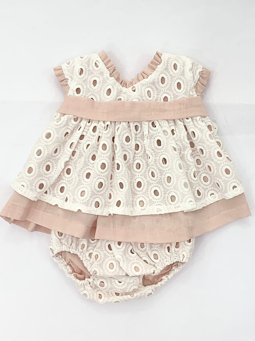Vestito Valentina Bebè