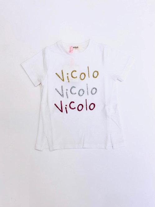T-shirt Vicolo Girl