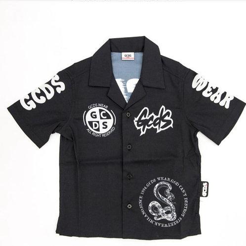 Popeline Shirt Boy Gcds