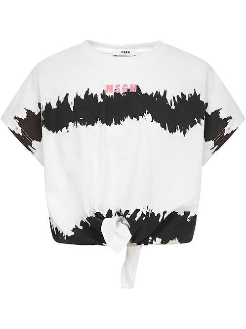 T-shirt Jersey Msgm Girl