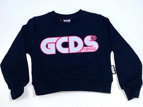 Gcds Sweatshirt Nera Girl