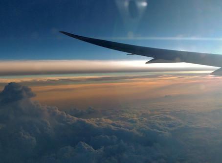 First Flight Around the World: An Adventure (4.30 Hr journey)