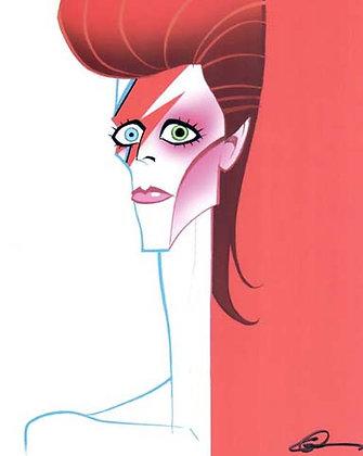 GH Print - Bowie