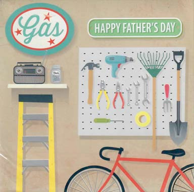 Father's Day - Garage (pop up)