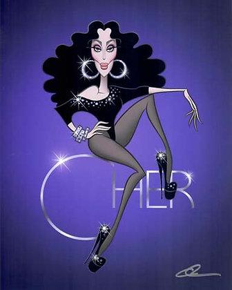 GH Print - Cher