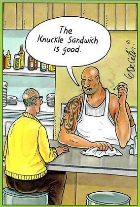 Birthday - Sandwich