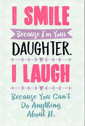 Father's Day - Smile, Laugh