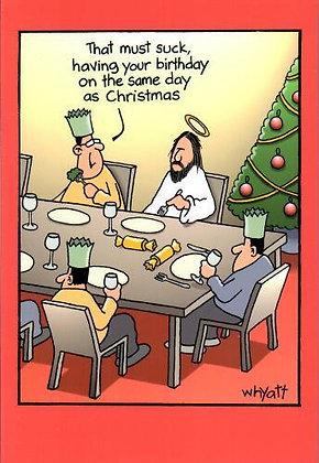 Christmas - Christmas Birthday