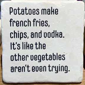 Coaster - Potatoes