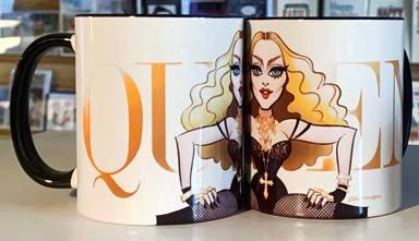 GH Mug - Queen