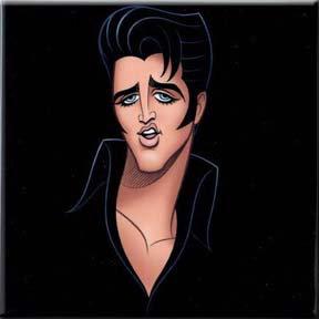 GH Coaster - Elvis