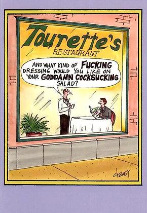 Birthday - Tourette's