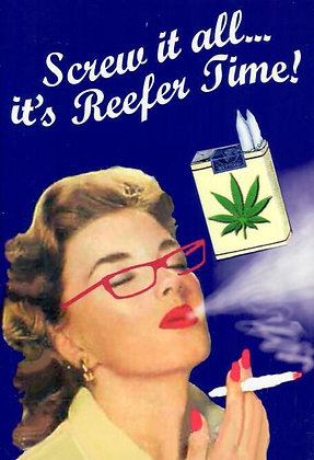 Birthday - Reefer time