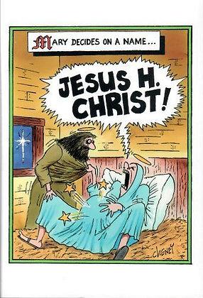 Christmas - Jesus H