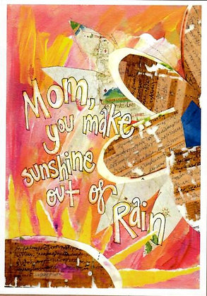 Mother's Day - Sunshine
