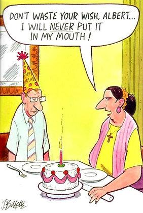 Birthday - Wish