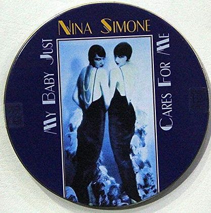 Music - Nina Simone - My Baby Just Cares For Me