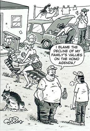 Birthday - Homo Agenda