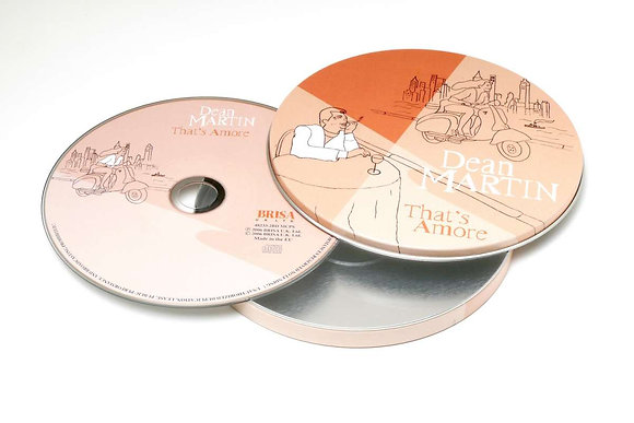 Music - Dean Martin - That's Amore