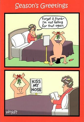 Christmas - Kiss My Nose