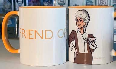 GH Mug - Friend of Dorothy