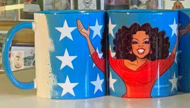 GH Mug - Oprah