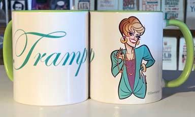 GH Mug - Tramp