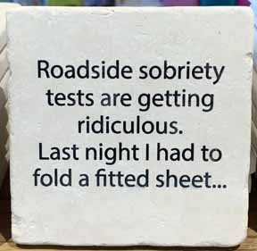 Coaster - Roadside Sobriety