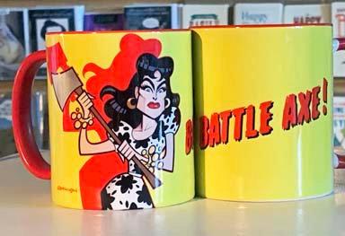 GH Mug - Battle Axe