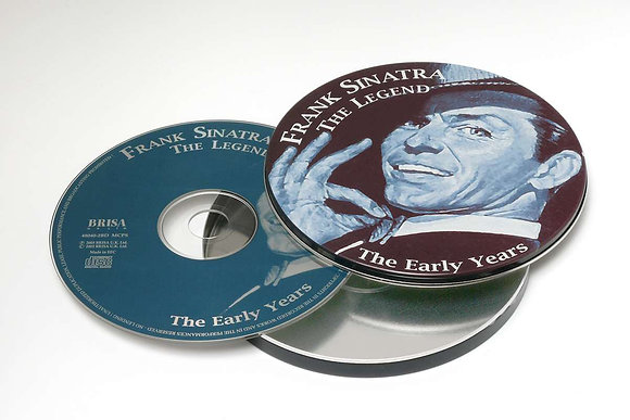 Music - Frank Sinatra - The Early Years