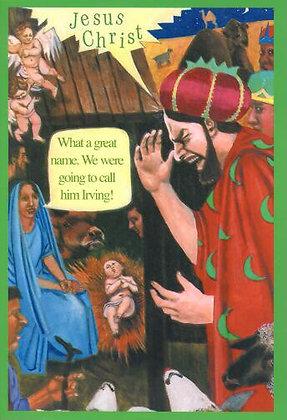 Christmas - Jesus Christ
