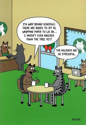 Christmas - Cat Christmas