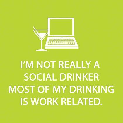 Napkins - Social drinking