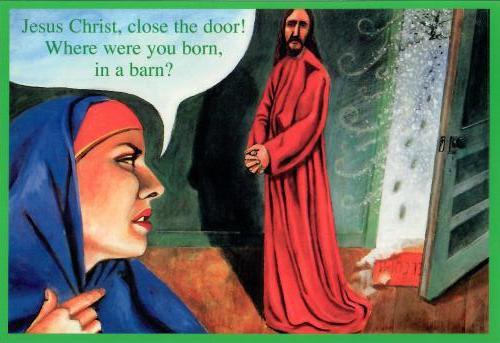Christmas - Born in a Barn