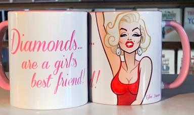 GH Mug - Girl's Best Friend