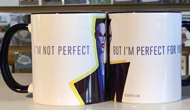 GH Mug - Perfect for You
