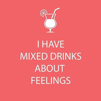 Napkins - Mixed drinks