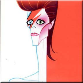 GH Coaster - Bowie